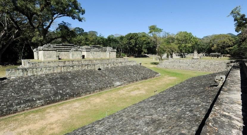 Ruinas de Copan Honduras