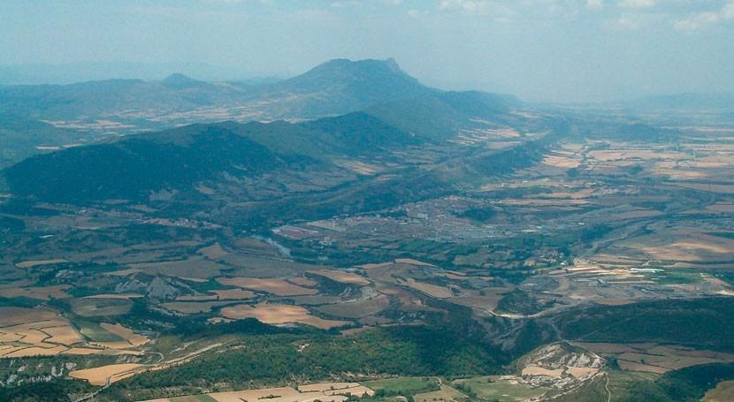 Aragón presentará recurso sanción vertidos Sabiñánigo