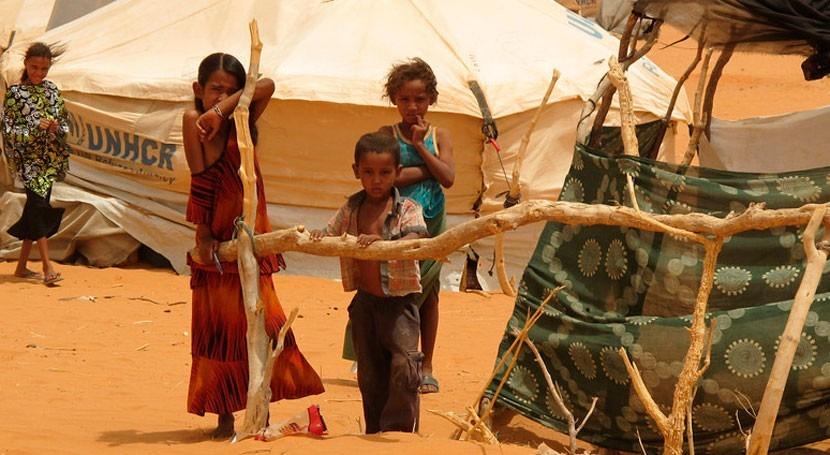 Región Sahel: seria amenaza cambio climático