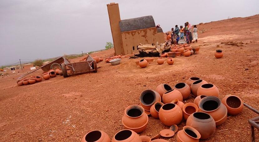 degradación humedales Sahel provoca migraciones África Europa