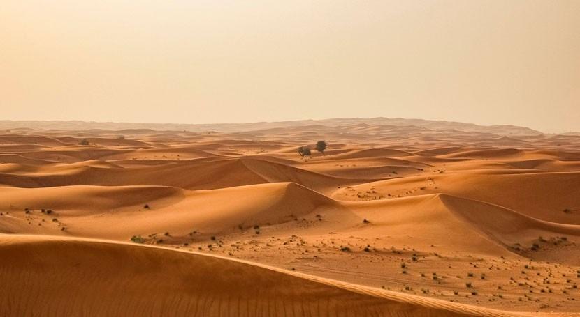 seres humanos podrían haber retrasado desertización Sáhara 500 años