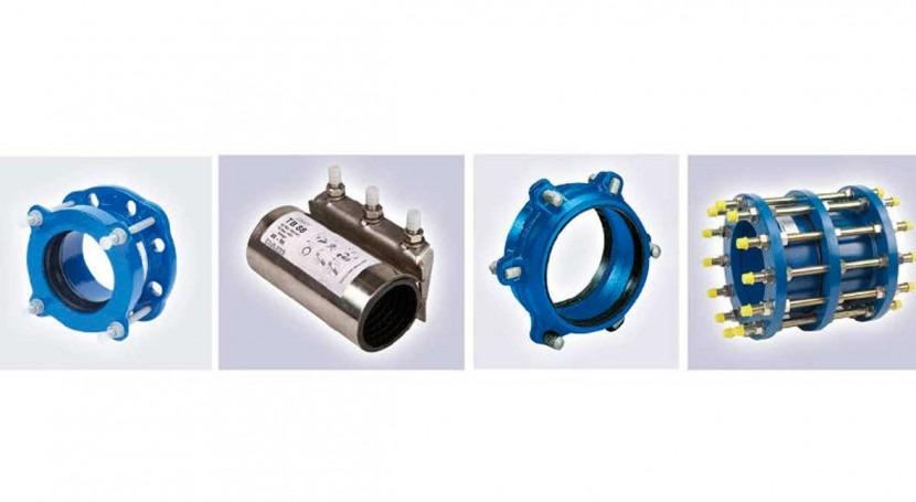 Piezas Montaje e Intervención (PMI) conexiones, reparaciones y montaje redes y tuberías