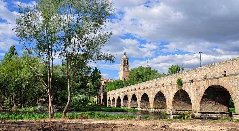 Salamanca invertirá 90.000 euros limpieza cauces urbanos 22 núcleos población