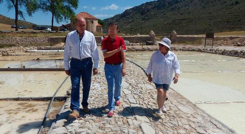 Guadalajara destaca importancia explotación Salinas San Juan