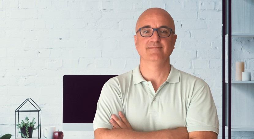 """Salvador Jiménez: """" IoT está cambiando cómo interactuamos sensores actualidad"""""""