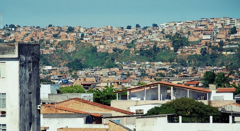 Salvador de Bahía (Wikipedia/CC).