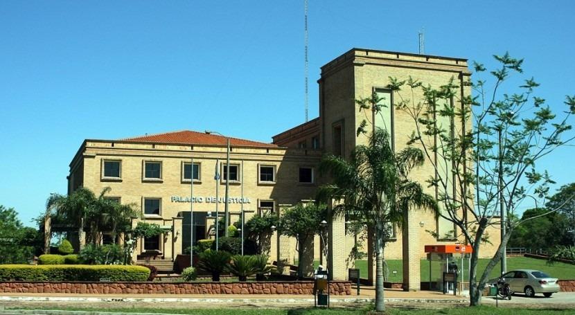Palacio de Justicia de San Juan Bautista