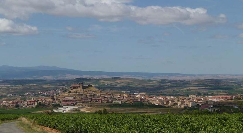 Vista de San Vicente de la Sonsierra (wikipedia/CC)
