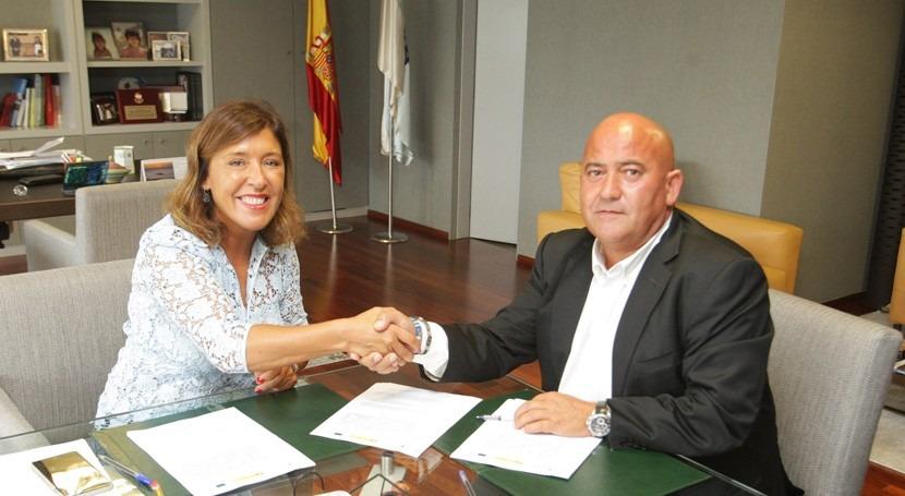 Galicia destina 300.000 euros al saneamiento Abegondo
