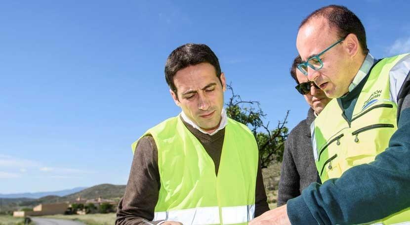 Almería amplía red saneamiento Arboleas e instalará EDAR Menchones