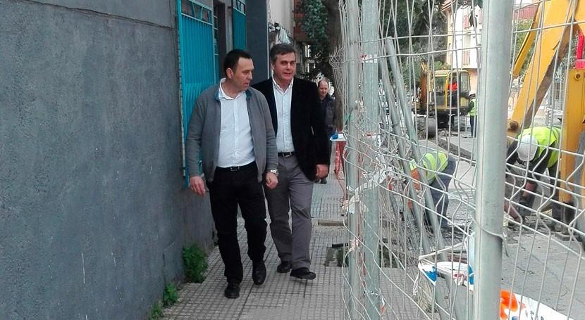 Murcia renovará colectores saneamiento barrio Otro Lao Archena