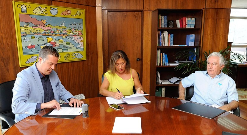 Galicia mejorará saneamiento Cedeira más 733.000 euros