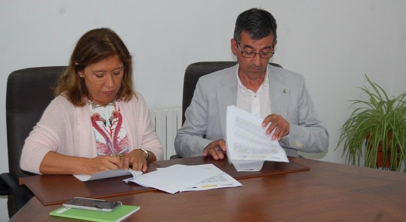 Galicia destinará 400.000 euros saneamiento núcleos Ferrón, Igrexa y Pinar