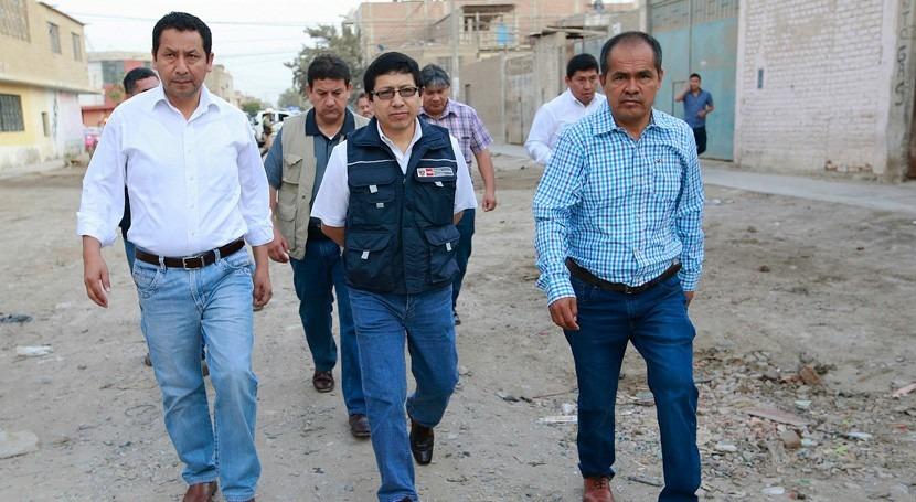 Perú invertirá más 58 millones dólares obras agua y saneamiento Lambayeque