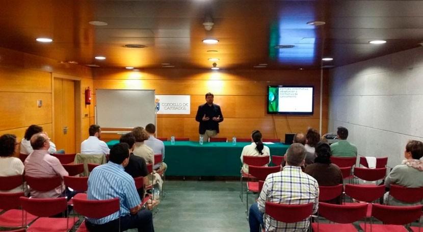 Galicia solicita compromiso sector vitivinícola optimizar saneamiento Salnés