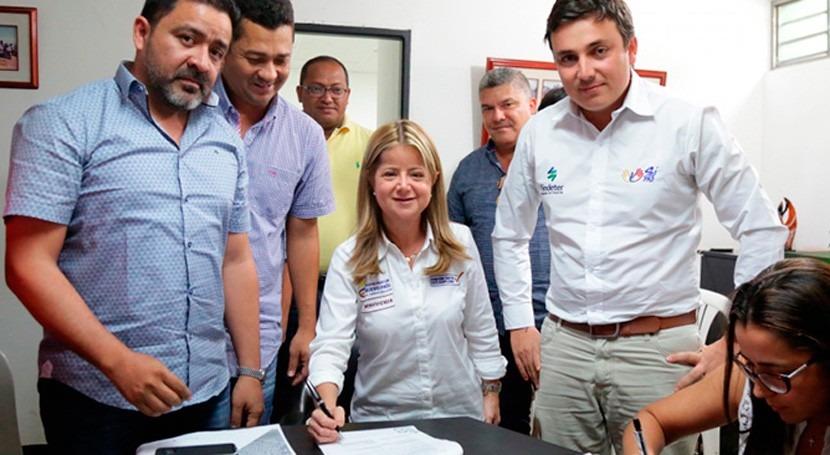 Gobierno colombiano inicia obras saneamiento San Marcos