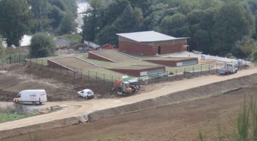 Finalizan obras ampliación abastecimiento agua Lugo