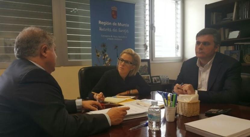 Gobierno murciano trabaja mejora saneamiento varias pedanías Calasparra