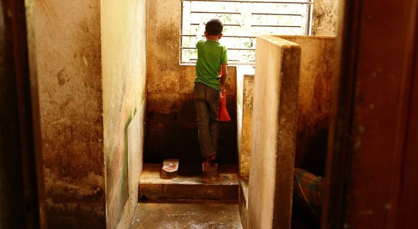 Día Mundial Retrete: 4.200 millones personas que carecen saneamiento seguro