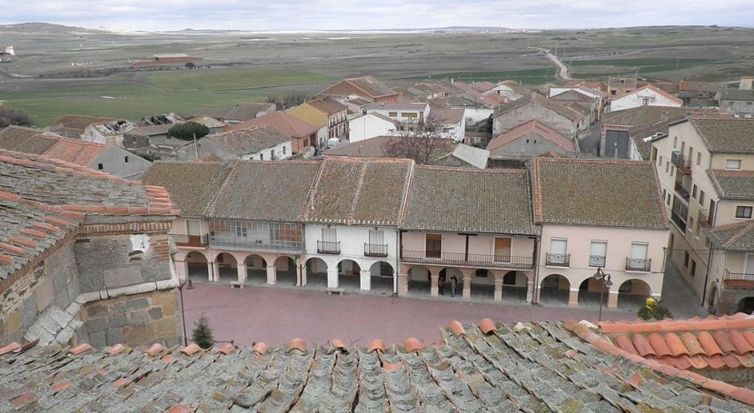 Santa María la Real de Nieva será uno de los municipios beneficiados (wikipedia/CC)