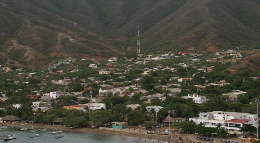 Santa Marta (Wikipedia/CC).