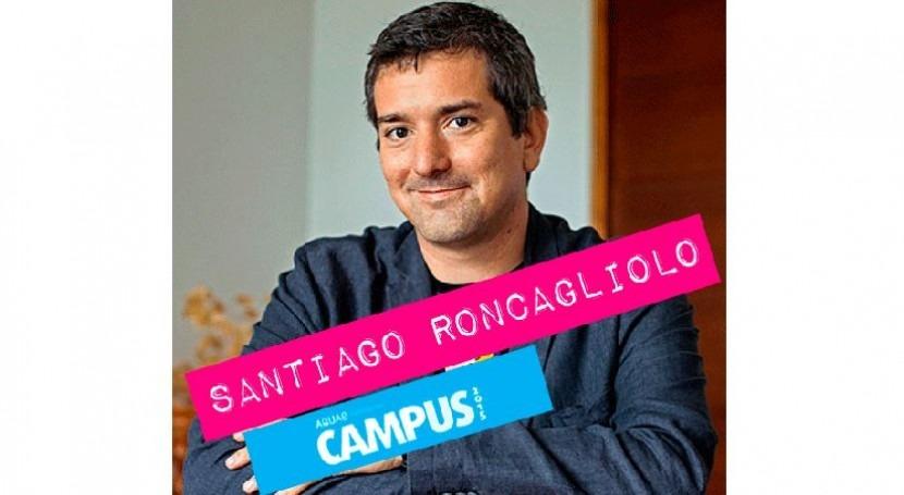 Santiago Roncagliolo relata aventuras Amazonas Aquae Campus