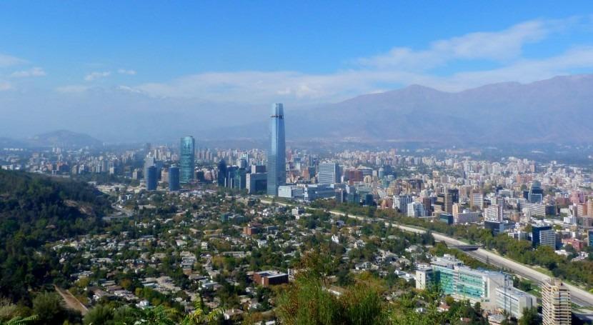 Santiago de Chile (Wikipedia/CC).