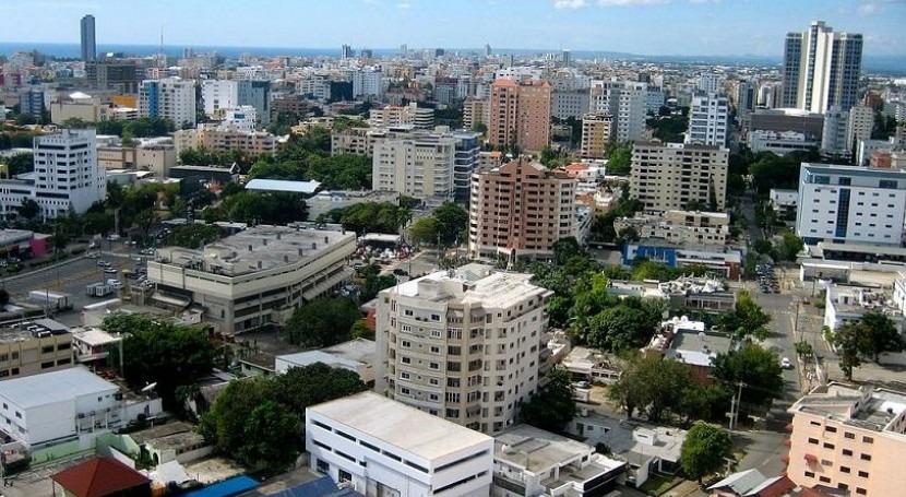 Santo Domingo desde Novocentro Tower (wikipedia/CC)