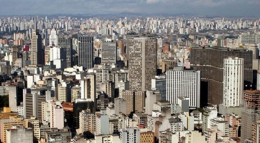 Imagen de archivo de Sao Paulo