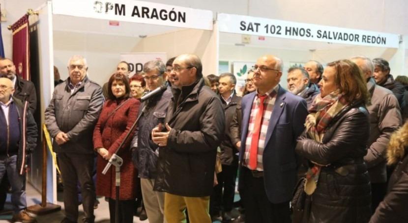 obras regadíos Sarrión, Aragón, podrán licitarse próximo verano