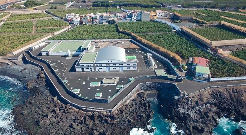 proyecto transformará minerales y metales plantas desalinización materias primas