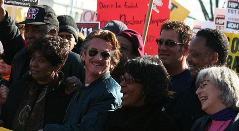 Sean Penn, optimista Conferencia París cambio climático