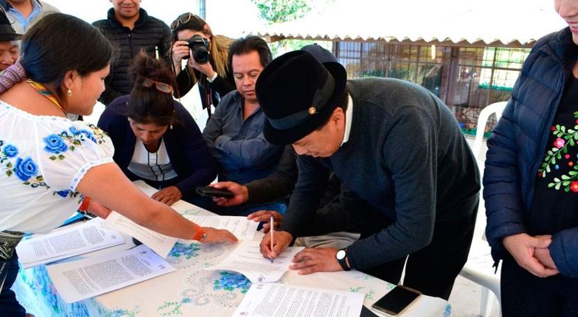 Ecuador fortalece alianza público-comunitaria beneficio gestión agua