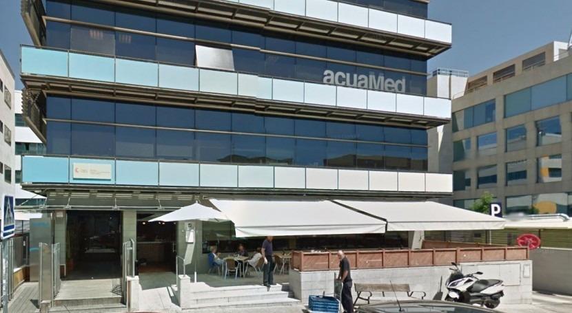 Ya son 13 detenidos operación Acuamed Madrid, Barcelona, Valencia y Alicante