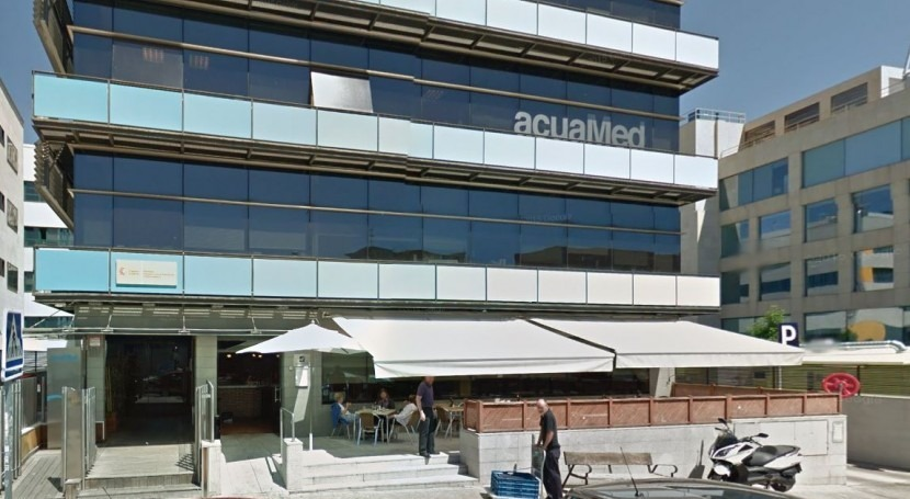 Audiencia Nacional rebaja 300.000 euros fianza exresponsable Acuamed