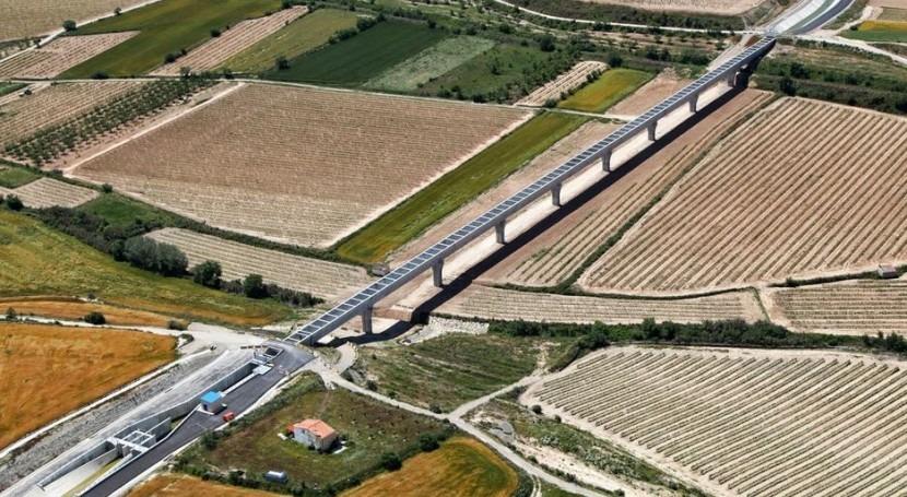 ICV-EUiA afirma que hay indicios que contratos canal Segarra-Garrigues se han adjudicado dedo