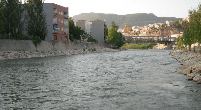 Acuamed no realizará finalmente obras recuperación ambiental río Segura Blanca