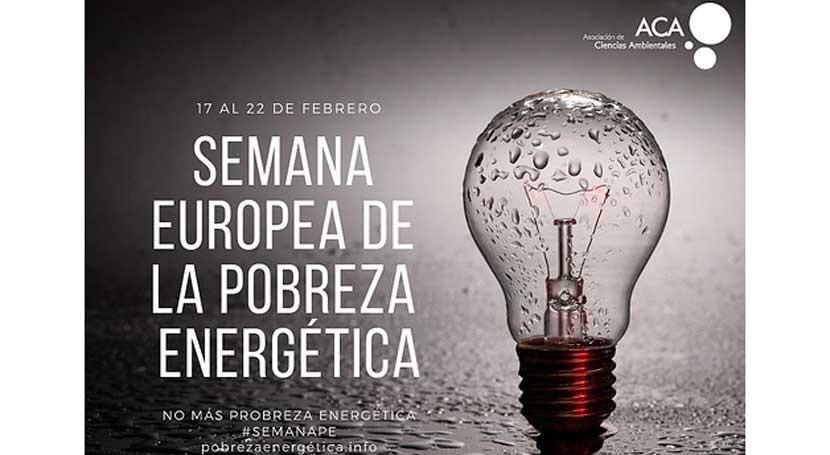Semana Europea Pobreza Energética