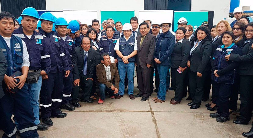 Gobierno peruano reforzará parte operativa servicio agua Barraca