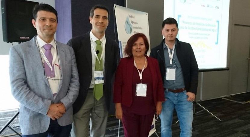 IIAMA participa Encuentro Internacional Sistemas Soporte Decisión (SSD)