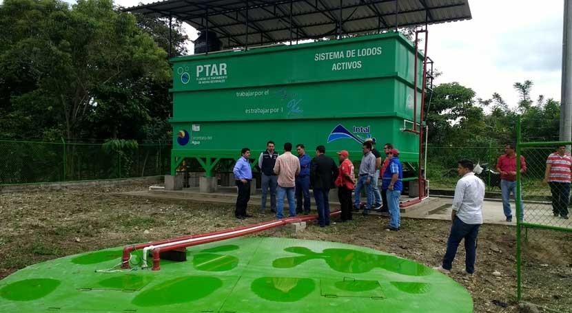 Ecuador entrega nueva planta tratamiento aguas región Pedernales