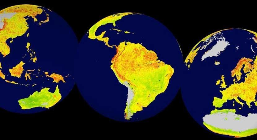 VSI: Mapeando sensibilidad climática mundo