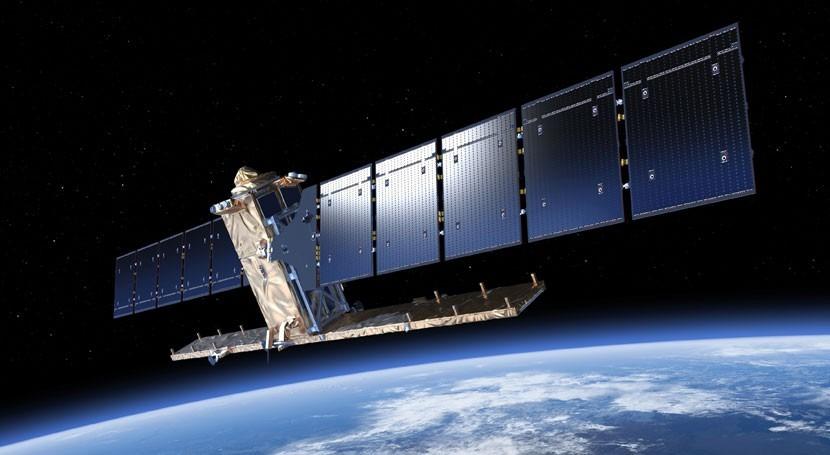 Europa completa sistema centinela espacial cambio climático