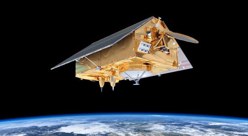 España contribuye al programa satélites meteorológicos monitorizar cambio climático
