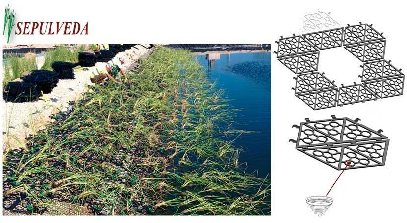 Sistema filtros verdes flotación (SFVF)