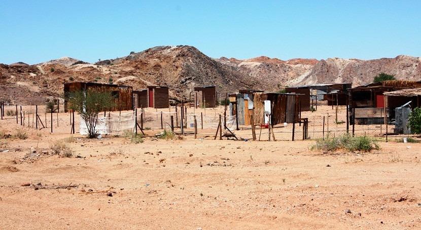 hambruna golpea al sur África debido fuerte sequía