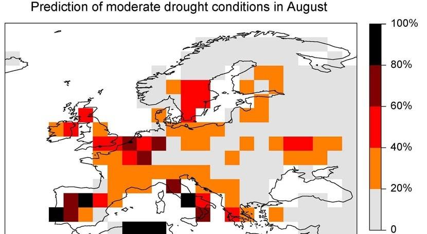 ¿Es posible desarrollar sistema predictivo sequía Europa?