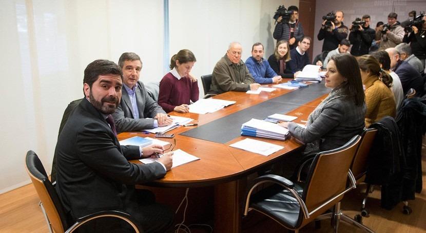 Se propone ampliar declaración alerta toda demarcación hidrográfica Galicia-Costa