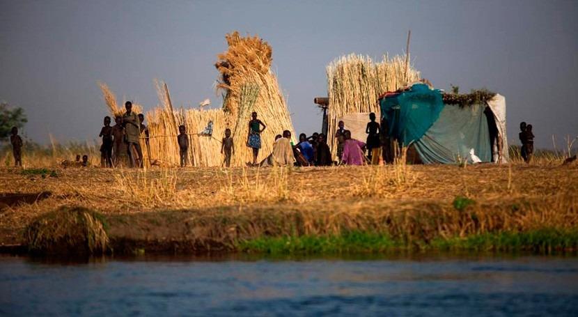 cambio climático y conflictos agravan inseguridad alimentaria mundial