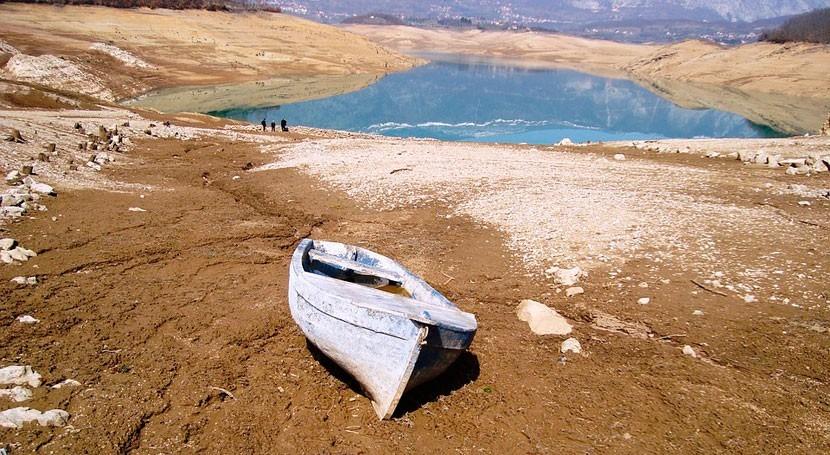 vínculos sistemas humano y natural, claves prever escasez agua futura